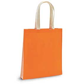 Two-color nonwoven bag 49