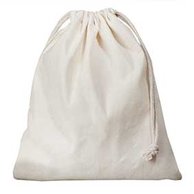 Cotton small sack