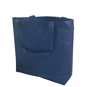 Nonwoven bag with wide sides 70