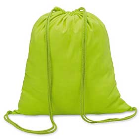 Cotton sports bag