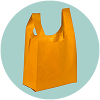 Printed Nonwoven Bag Products