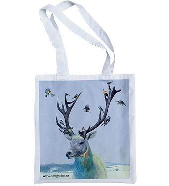 Custom printed bags with the possibility of printing on the entire surface