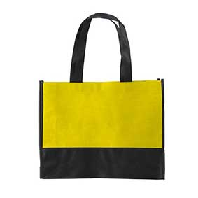 Two-color nonwoven bag 39